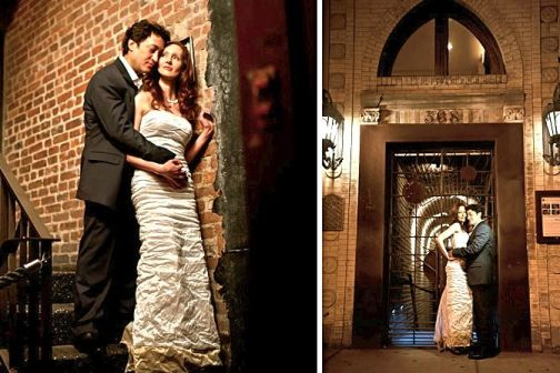 Deity Brooklyn Wedding