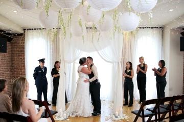 Same-Sex Wedding in Brooklyn