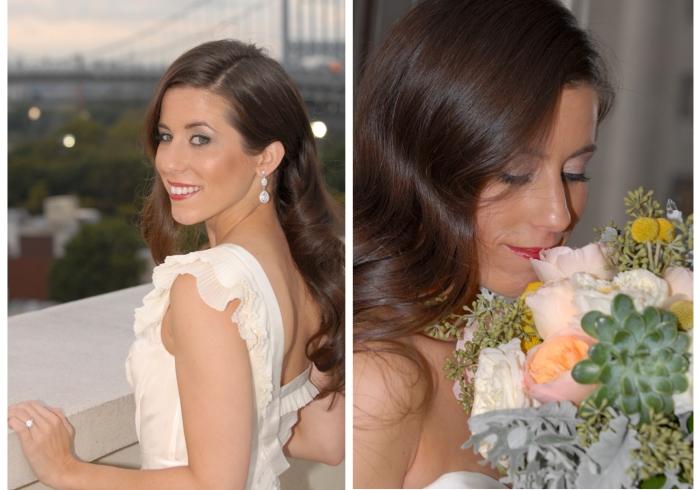 Vintage Brooklyn Bride