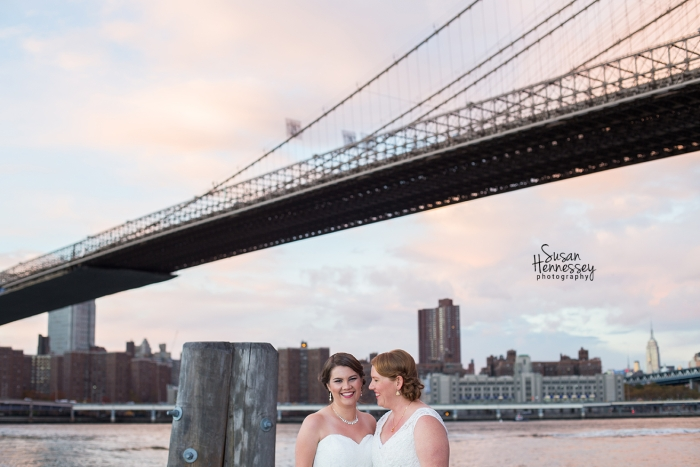 BK Bridge Wedding