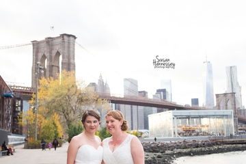 BK Bridge Wedding