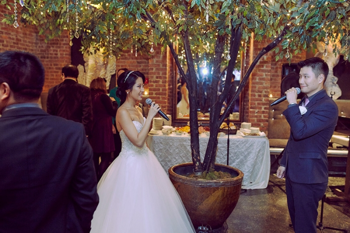 Deity wedding photos by Le Image-Brooklyn, NY wedding photographer and videographer. Korean wedding NYC.