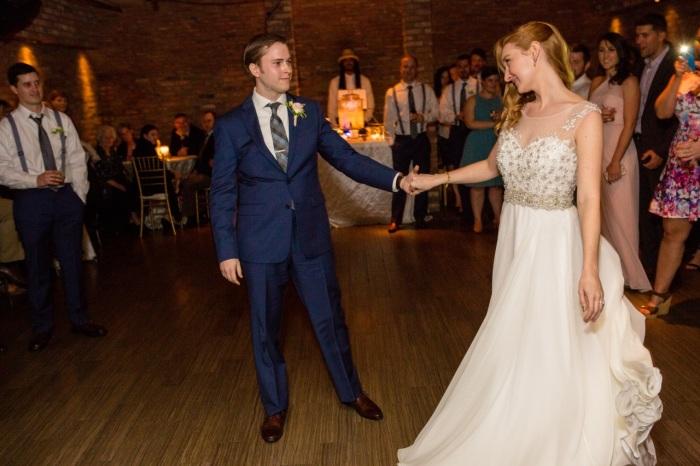 Fairytale Brooklyn Wedding