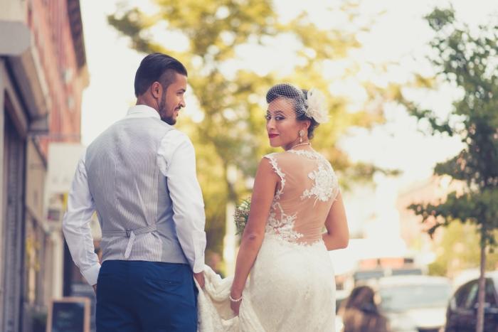 It's ALL in the Details: A DIY Brooklyn Wedding – A ...