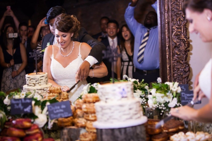 Deity NYC Wedding Venue- SX Photography