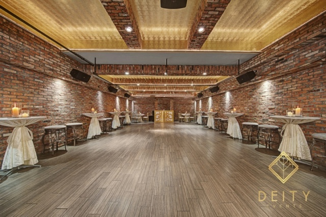 Deity NYC Venue- The Cellar, for Dancing, DJ and Band 1
