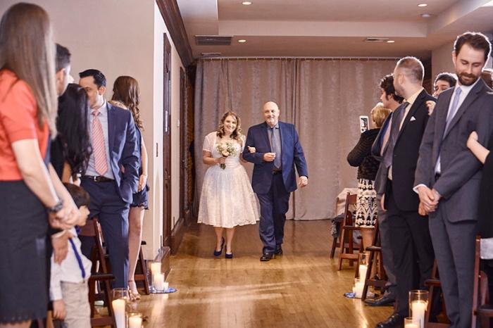 Same sex Deity Brooklyn Wedding