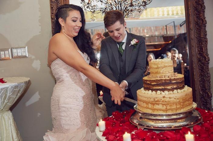 Deity restaurant wedding