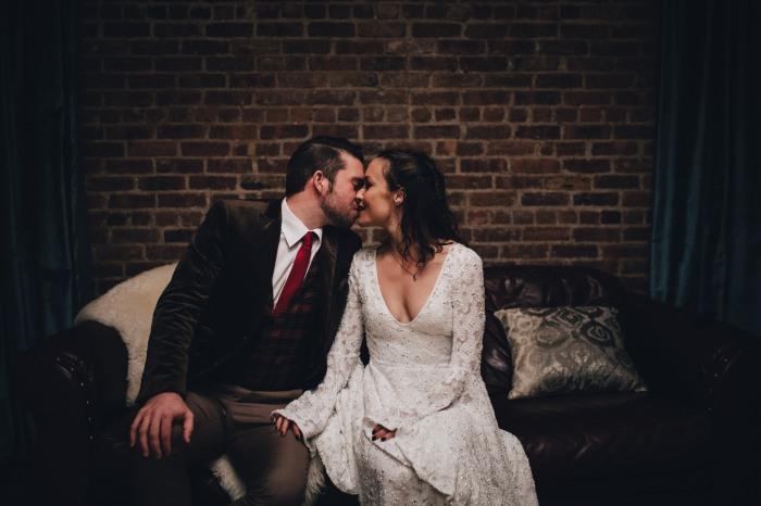 Non Traditional Brooklyn Wedding A Brooklyn Wedding