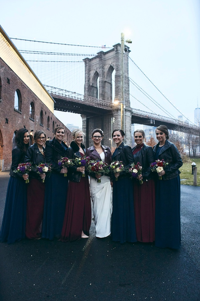 Deity Brooklyn Wedding