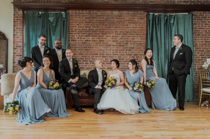 Deity Wedding at a Brooklyn Wedding Venue in NYC