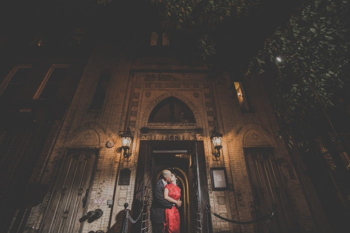 Deity Wedding at a Brooklyn Wedding Venue in NYC