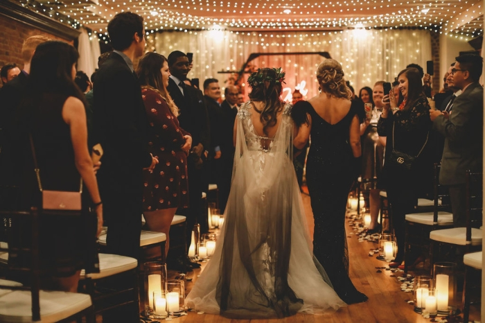 Deity NYC Wedding Venue. All-inclusive. Catering. Romantic. Unique. In-house. Dance floor. Bridal Suite. Rooftop