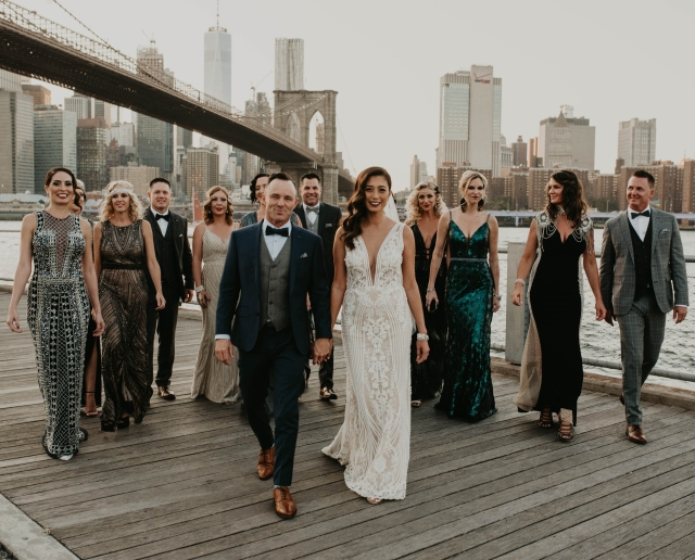 Gatsby Wedding NYC